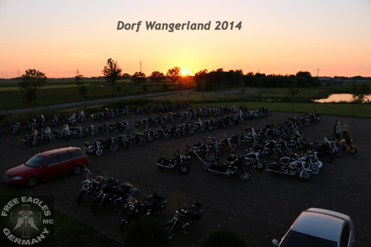 Dorf Wangerland (1)